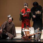 『浮世の奈落 黙阿MIX (もくあみっくす)』舞台写真2