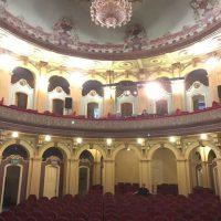 オペラハウス客席